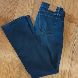 Lucky brand boot cut jeans size 4/27 Long